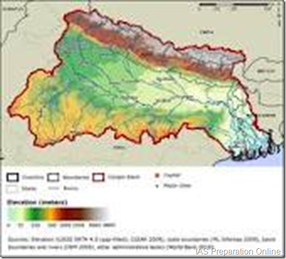 ... Despite Significant Increase In Urbanization, Industrialization And  Growth In Population In Cities Along The Banks Of River Ganga, The Water  Quality In ...