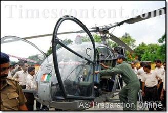 Cheetal-helicopter