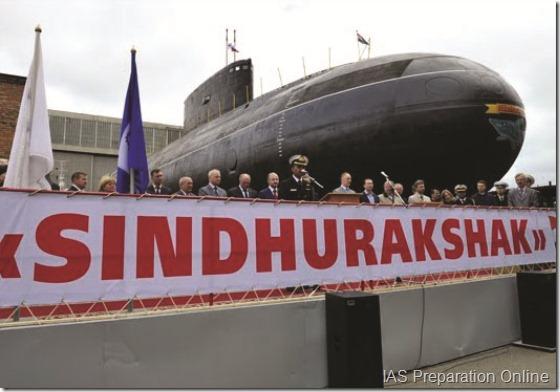 INS-Sindhurakshak